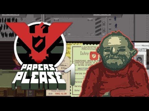 PAPERS, PLEASE — ГРАНИЦА МЕЧТЫ   СЛАВА АРСТОЦКЕ #1