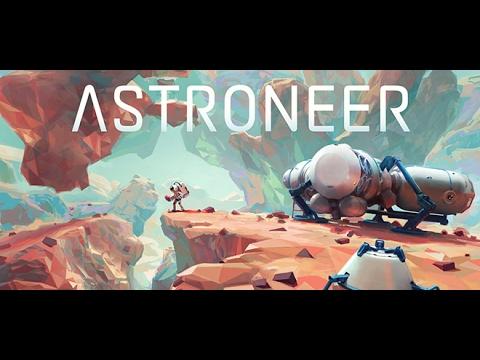 Astroneer — Стрим