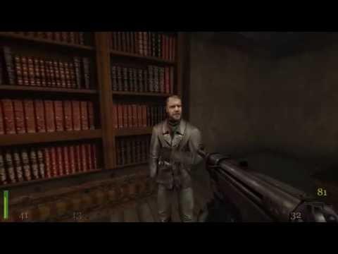 Wolfenstein: Return to Castle — Мрачная тайна. Деревня.  Задание 2 часть 1 #4