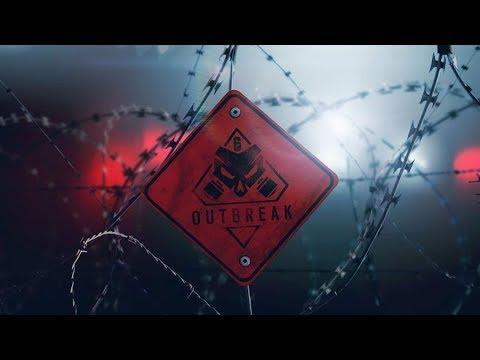 Tom Clancy's Rainbow Six Siege — Outbreak пандемия, дубль 2