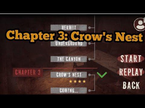 Spotlight — Room Escape  CROW'S NEST Chapter 3 (Full Game) Walkthrough