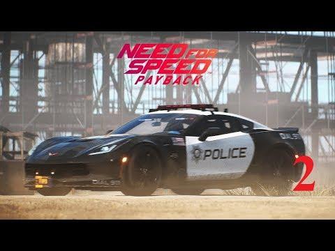 Прохождение Need for Speed Payback (2017) 2 серия