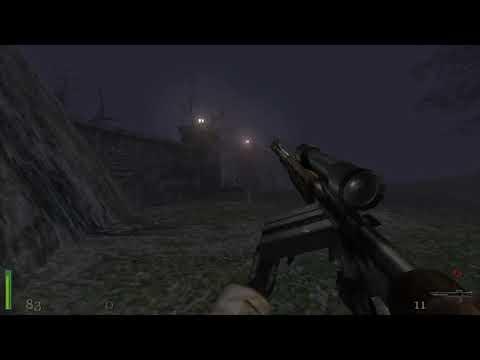 Wolfenstein Return to Castle — Возвращение. Неосвященная земля. Задание 6 часть 4