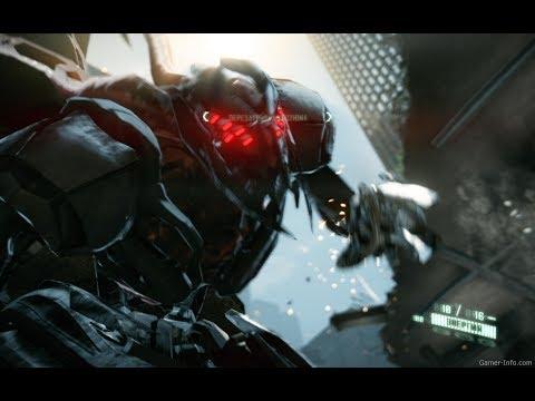 Crysis 2 — Ностальгический стрим
