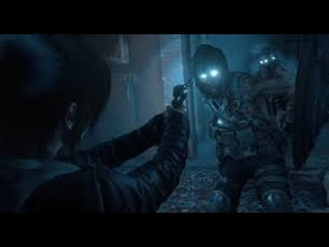 Rise of the Tomb Raider — Кошмар Лары ч 2. Родственные узы. Кровные узы. Blood ties