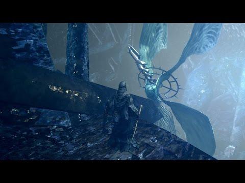 Dark Souls (прохождение) #68 — Кристальный грот. 160222-1