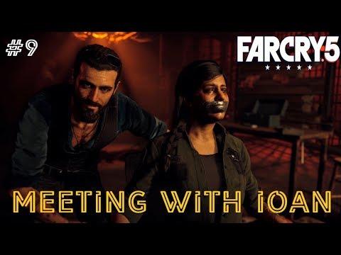 Прохождение Far Cry 5 #9 Встреча с Иоаном