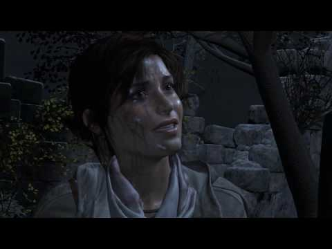 Rise of the Tomb Raider — Двор башни — Обзорная скала