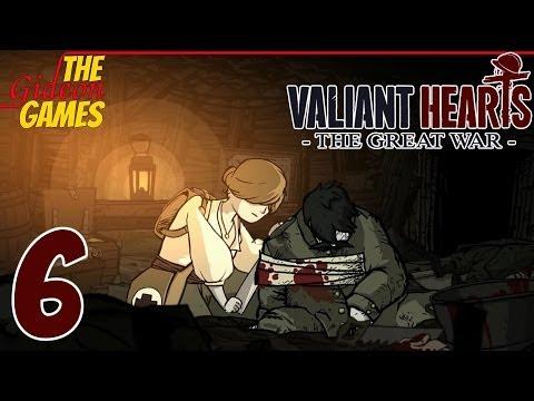 Прохождение Valiant Hearts: The Great War [HD PC] — Часть 6 (Париж. Война.)