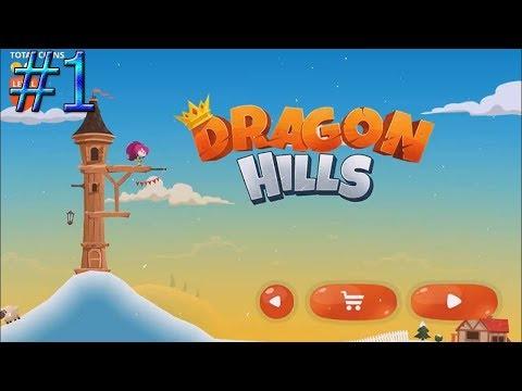 Прохождение #1 — Dragon Hills
