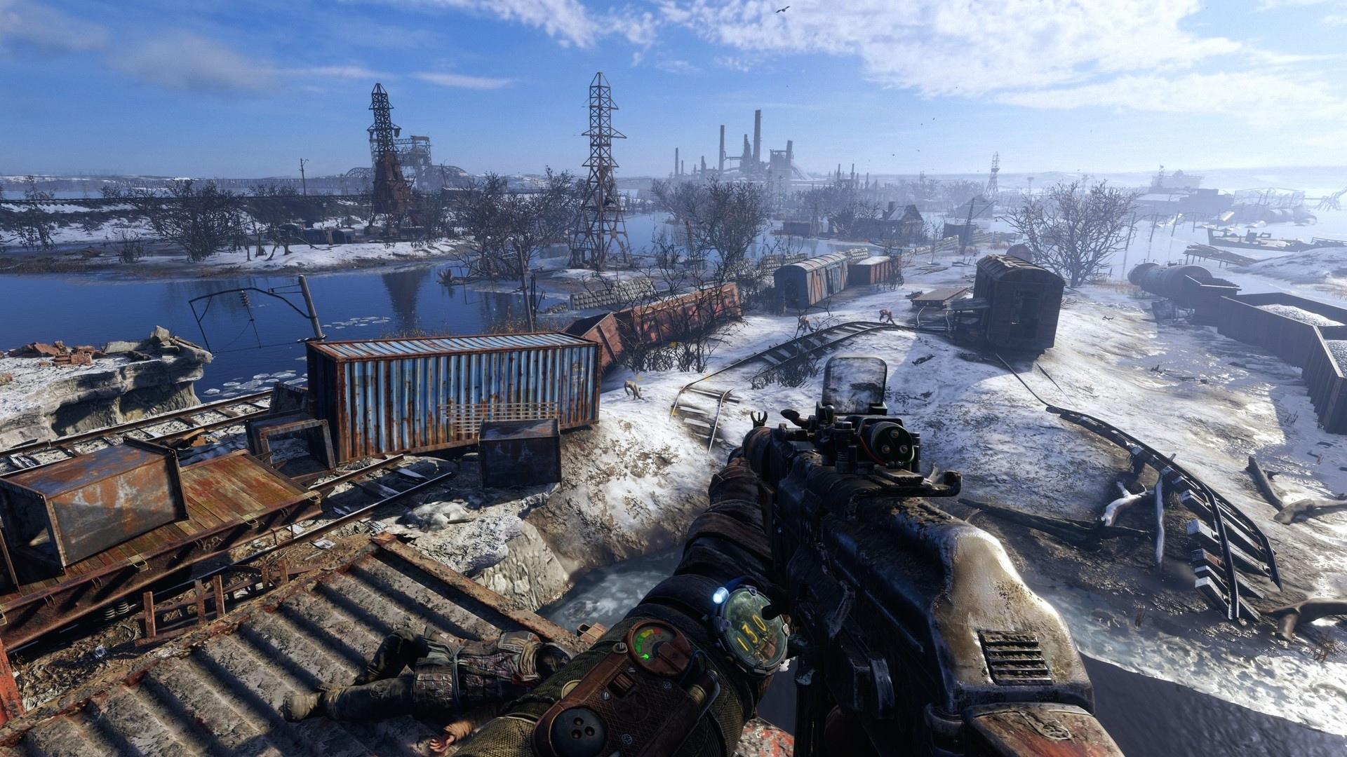 Metro Exodus начала получать рейтинг в разных странах на PS5 и Xbox Series