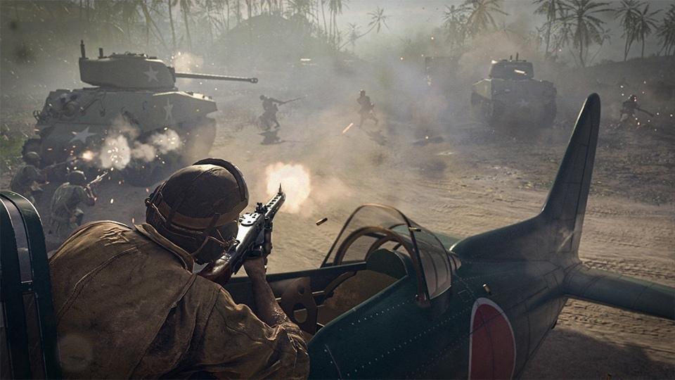Первые кадры и подробности Call of Duty: Vanguard