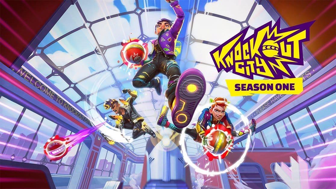 Мультиплеерная игра Knockout City была бесплатна на протяжении 10 дней, и сегодня акция завершилась