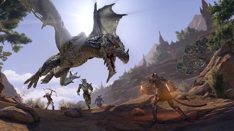 Bethesda поделилась подробностями улучшенной версии The Elder Scrolls Online для PS5 и Xbox Series S X