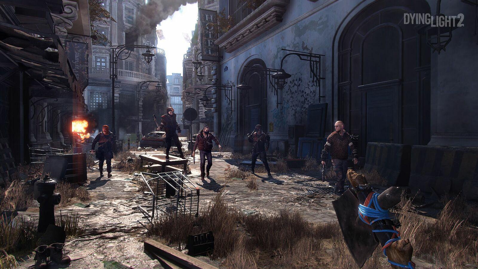 Разработчик Dying Light 2 рассказал о графических режимах игры