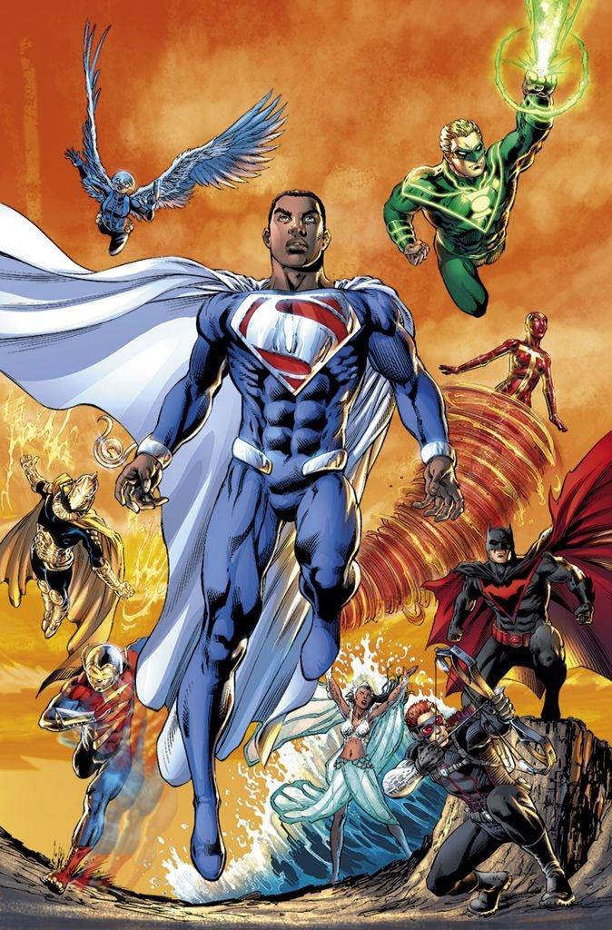 The Hollywood Reporter поделилась подробными планами на вселенные DC