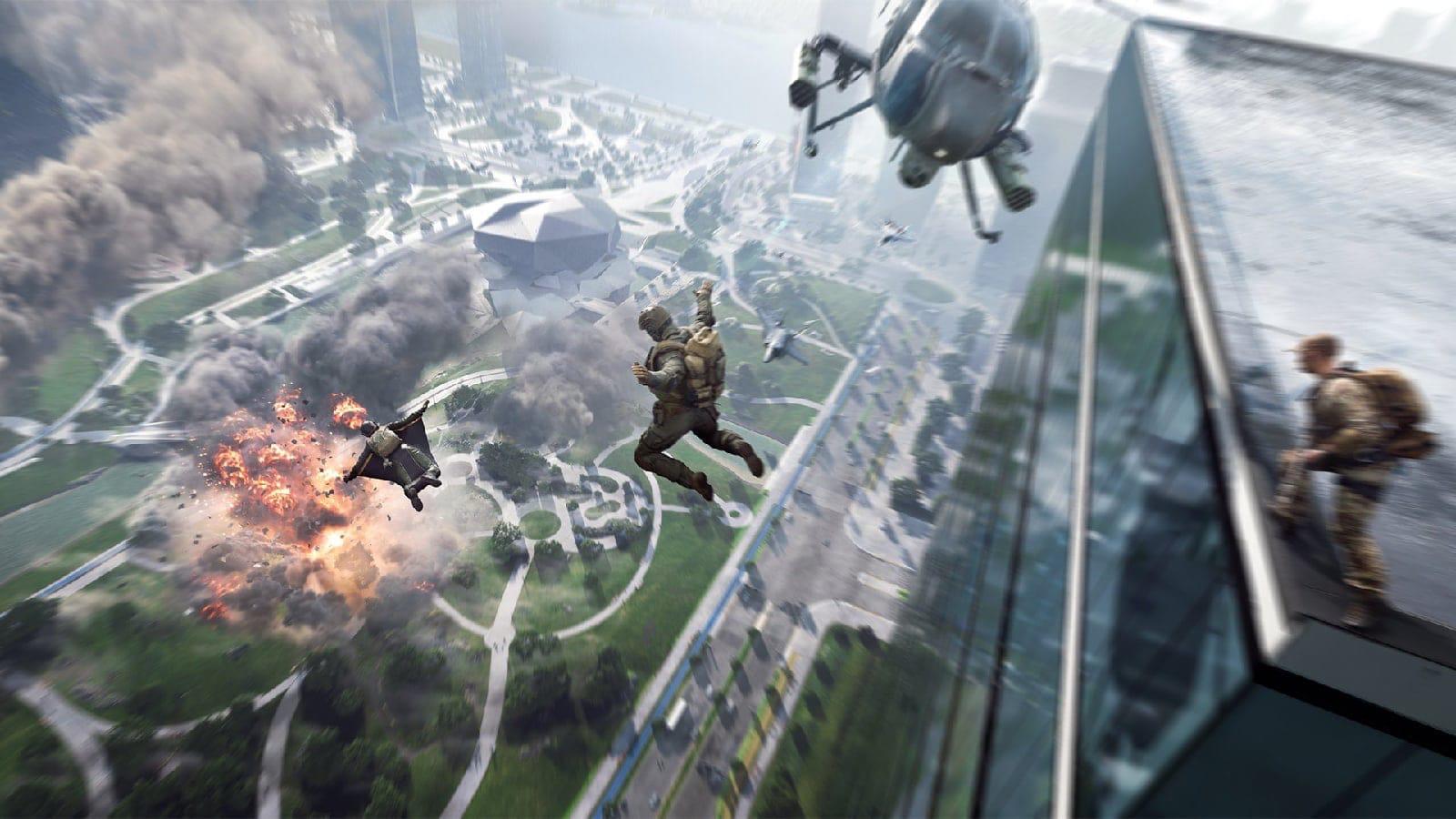 Первые подробности Battlefield 2042 из Origin