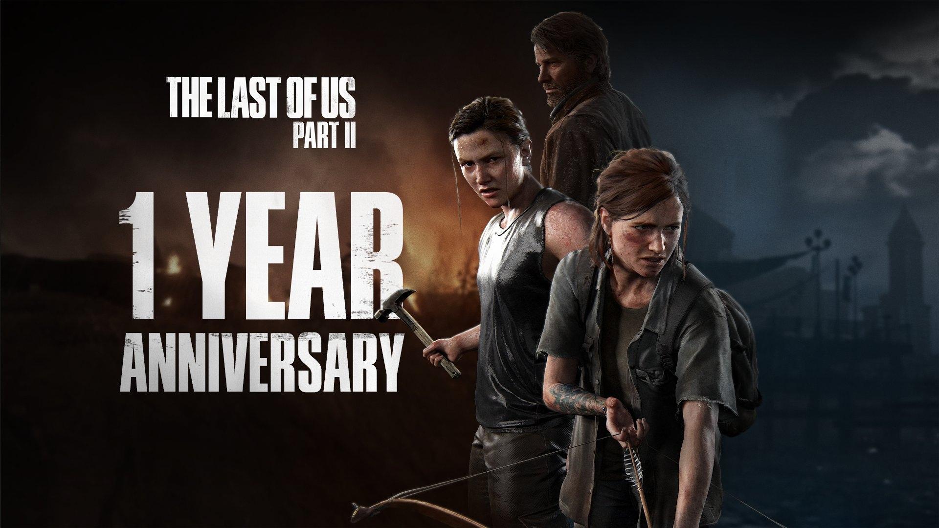 Сегодня исполнилось год с релиза The Last of Us Part 2
