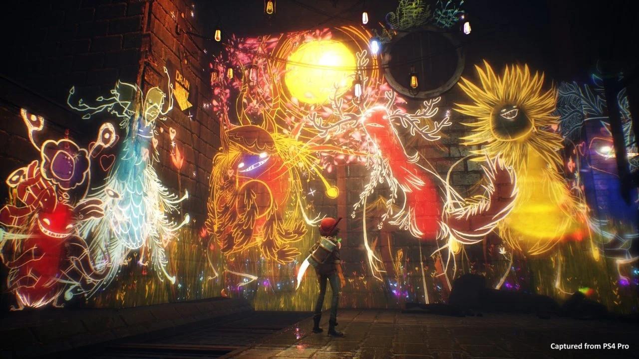 Студия PixelOpus, подарившая нам Entwined и Concrete Genie, работает в сотрудничестве с Sony Pictures Animation над новой игрой для PS5.