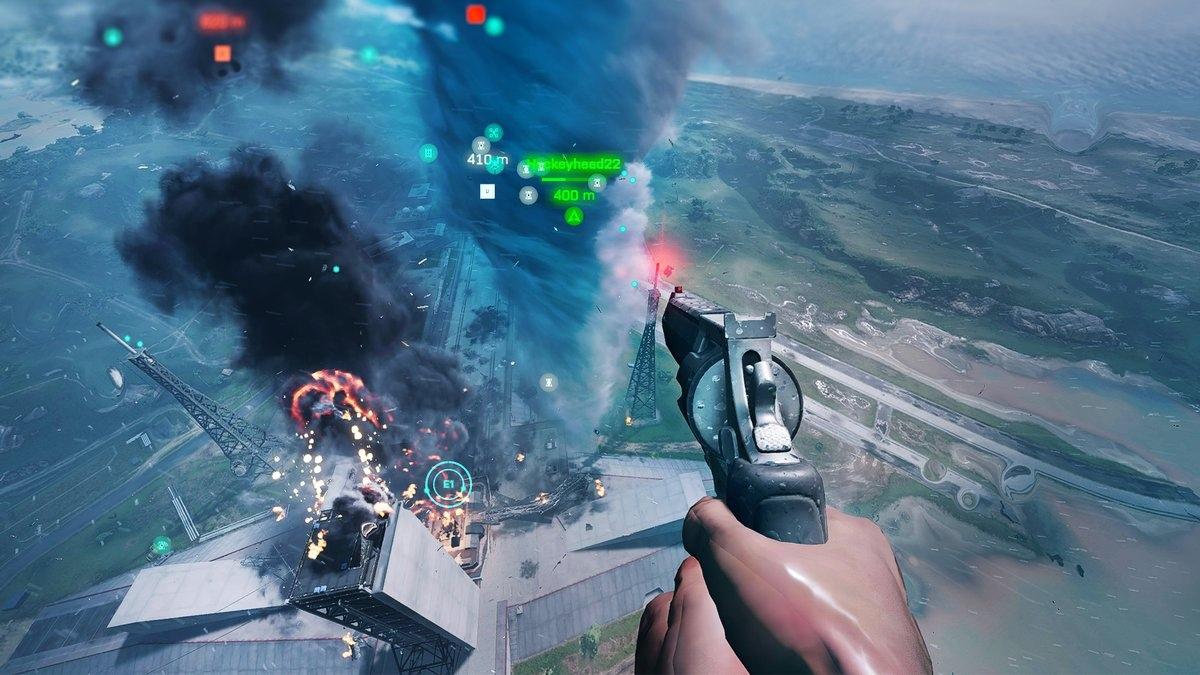 Небольшие впечатления от беты Battlefield 2042