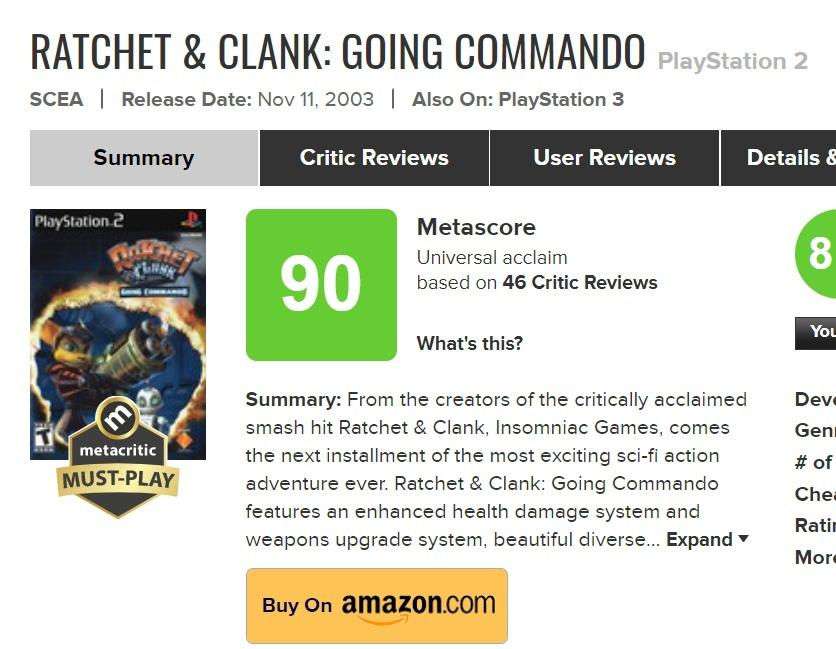 Уже завтра в 17:00 МСК будут опубликованы обзоры Ratchet & Clank: Rift Apart