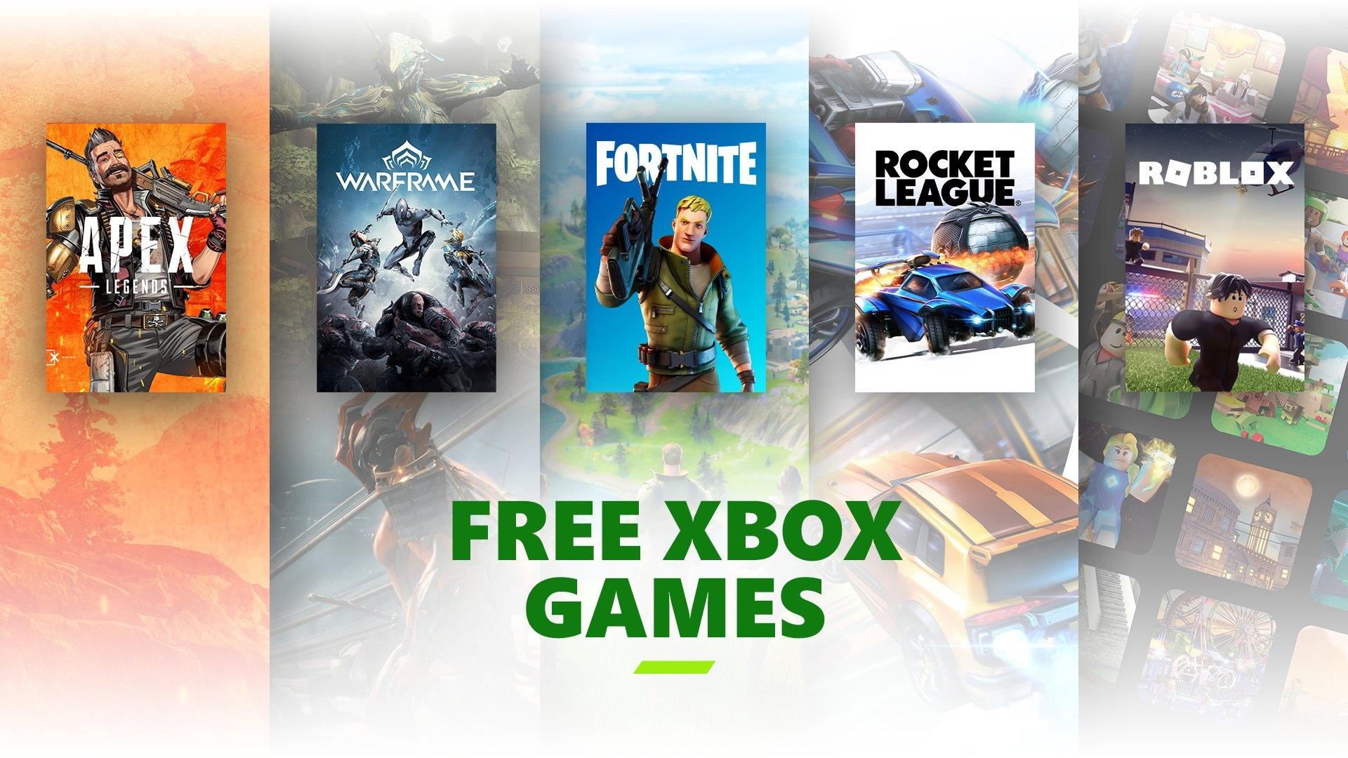 Xbox объявили, что сегодня некоторые условно-бесплатных игр наконец-то перестанут требовать подписку Xbox Live Gold