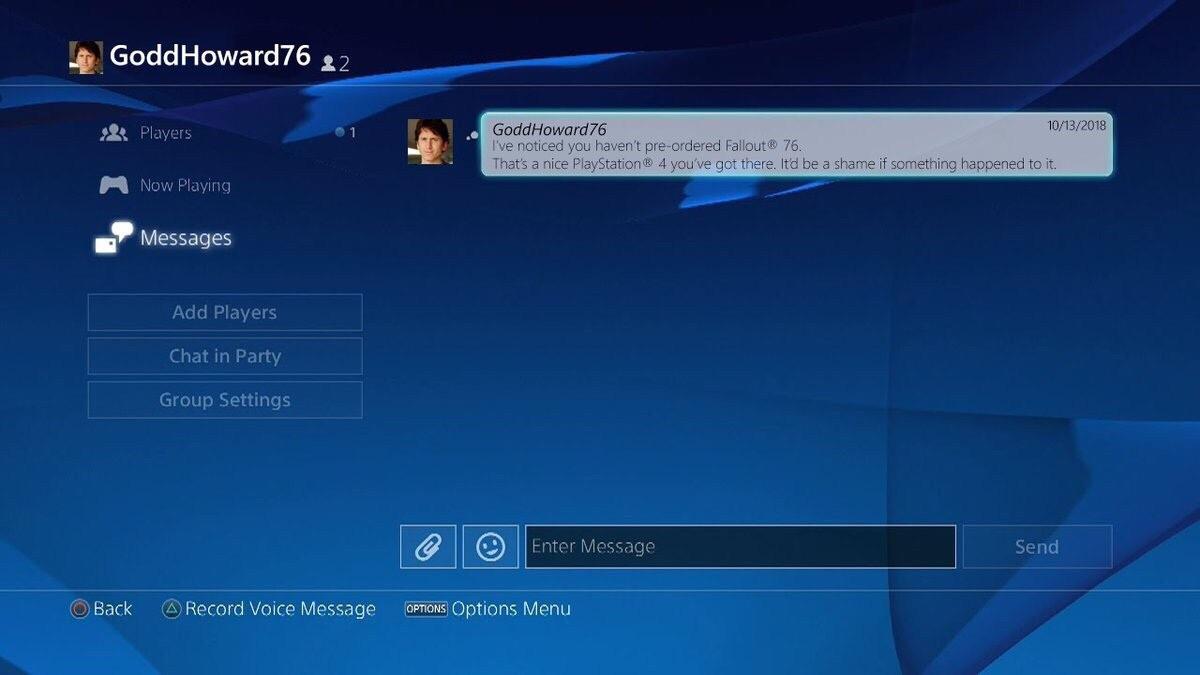 Игроки с форума Reddit начали массово сообщать о баге PS4